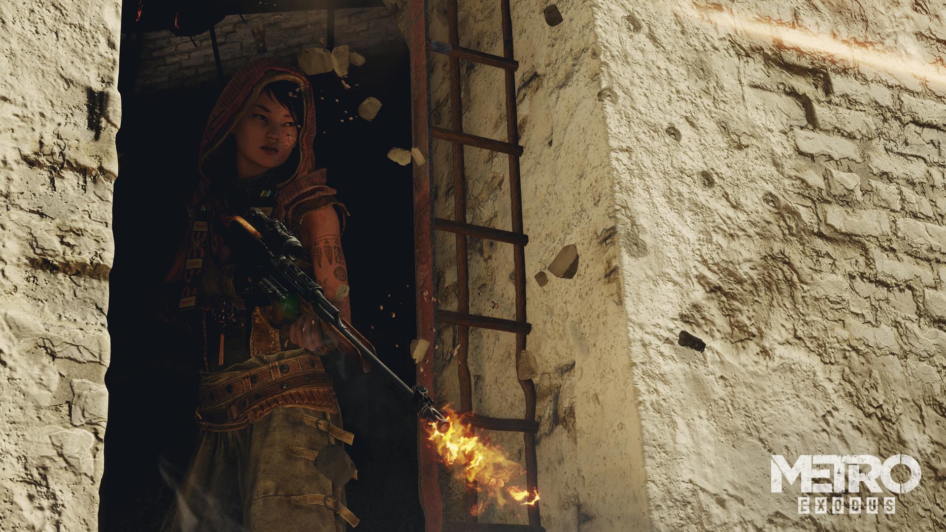 February game releases 2019 Metro Exodus image