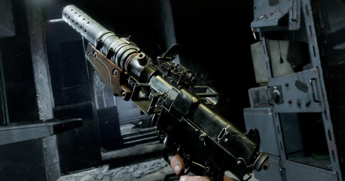 Metro Exodus   Weapons