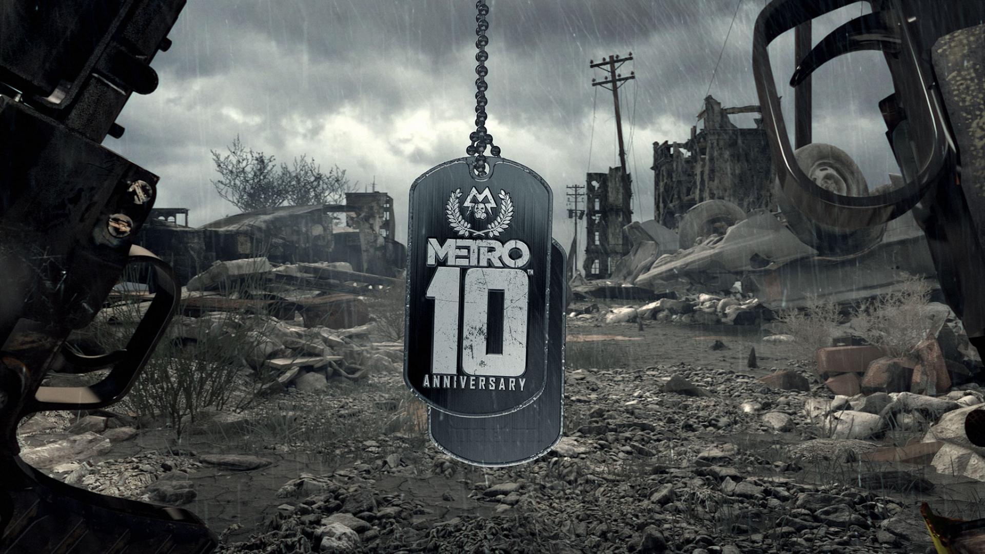 4A Games está trabajando en una nueva entrega de Metro tradicional y otra multijugador 2